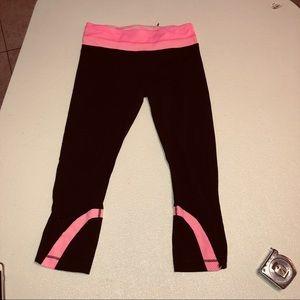 Lululemon leggings capris size 6